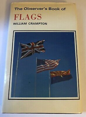 The Observer's Book Of Flags - 1979 • 1.99£
