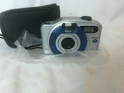 Nintendo 64 35mm Film Camera Promo Give-Away With Case NEW OLD STOCK • 7.23£