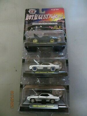 $ CDN318.96 • Buy M2 Machines 1969 Camaro The Mule SUPER CHASE 1 Of 108 Black & Gold Plus 2