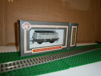 Dapol Limited Edition Model Railway Cudham Coke Biggin Hill 7 Plank Coal Wagon  • 0.99£