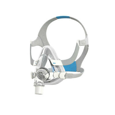 AU169.90 • Buy **2 Free Filters** Resmed AirTouch F20 Full Face CPAP Mask, Sleep Apnea - Large