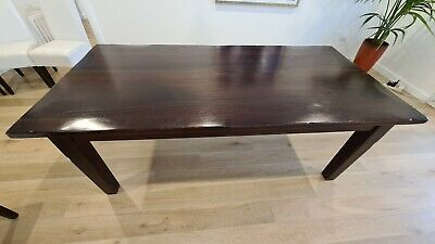 AU99 • Buy 8 Seater Dining Table Solid Wood (used)