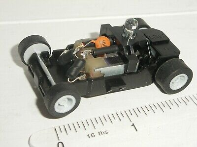 12V MICRO Scalextric - Rolling Chassis With Light - Mint Cdn • 5.50£