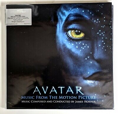 Avatar Soundtrack, James Horner 2 X Blue Music On Vinyl NEW Limited 5,000 Press • 35£