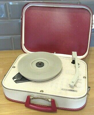 £59.95 • Buy Delightful Fidelity HF31 Record Player In Excellent Cosmetic Condition. C1960