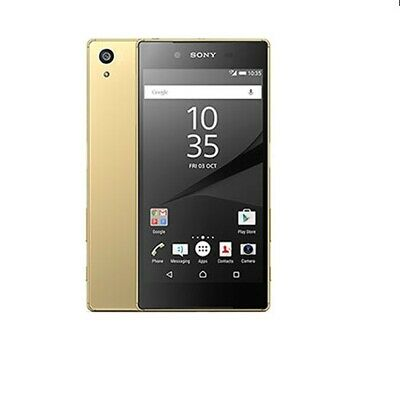 $ CDN133.97 • Buy  Original Sony Xperia Z5 E6603 Gold 32GB (Unlocked)Smartphone 4G LTE 5.2  23MP