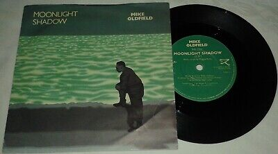 MIKE OLDFIELD 7  Moonlight Shadow EX CONDITION • 1.99£
