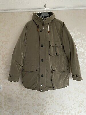 CP Company Hooded Down Puffer Jacket, Size 54 • 148£