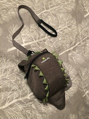 LittleLife Toddler Backpack Safety Reins With Detachable Parent Strap • 6£