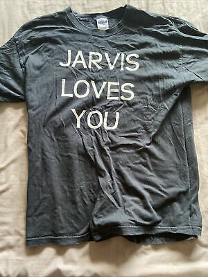 Jarvis Cocker T Shirt - Jarvis Loves You • 1£