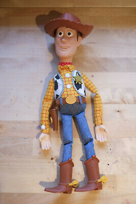Woody Toy Story Doll THINKWAY TOYS Disney  SIGNATURE COLLECTION • 10.50£