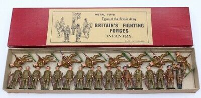 Assorted Johillco (John Hill & Co) Military Figures Great Figures • 65£