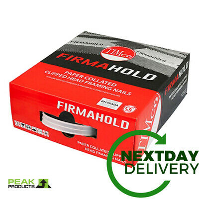 Firmahold Collated Galv Nails Paslode IM350 50mm 63mm 75mm 90mm ****NEXT DAY**** • 43£