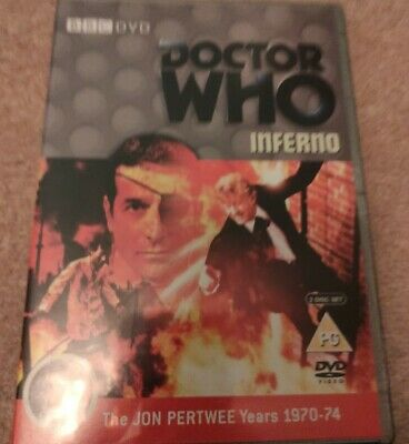Doctor Who - Inferno (DVD, 2006) • 0.99£