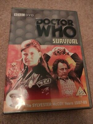 Doctor Who - Survival (DVD, 2007, 2-Disc Set) • 0.99£