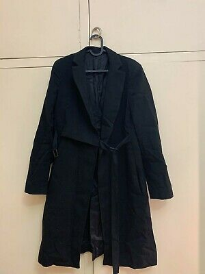 AU45 • Buy Zara Wool Bleand Coat - Size 8/10