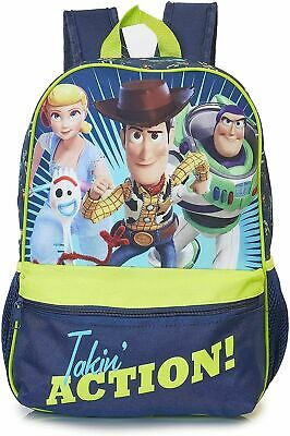 Toy Story 4 Forky Backpack Kids School Bag Official Toy Story Characters • 10.99£
