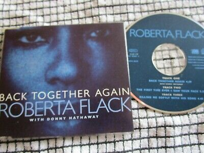 Roberta Flack With Donny Hathaway Back Together Again. Atlantic CD Single • 9.75£