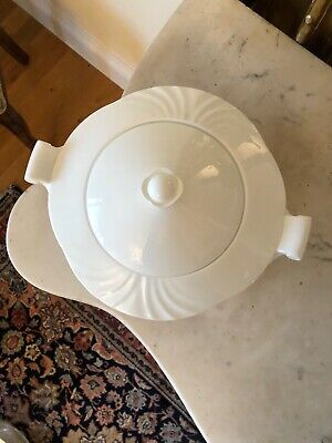 Villeroy & And Boch ARCO WEISS Vegetable Tureen With Lid Used • 35£