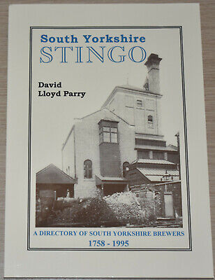 £15.99 • Buy SOUTH YORKSHIRE BREWERS HISTORY Beer Brewing Sheffield Brewery Buildings Stingo