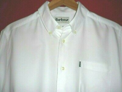 Barbour Superb Con Large Tailored Fit Shirt • 4.20£