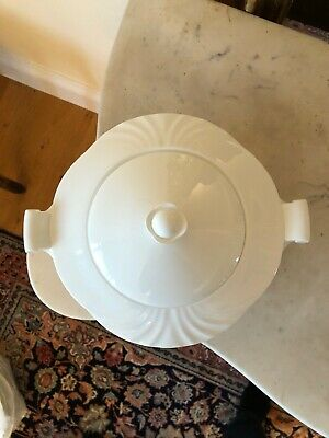 Villeroy & And Boch ARCO WEISS Vegetable Tureen With Lid NEW  • 45£