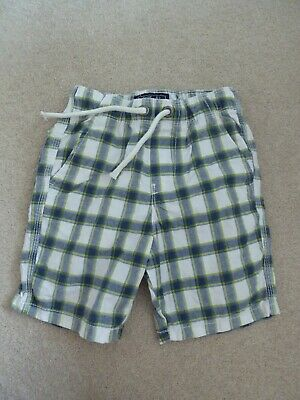 Boys Next Checked Shorts - 6 Years Old • 2.99£