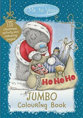 £10.80 • Buy Anker Me To You X-Mas Jumbo Colouring Books By TheWorks