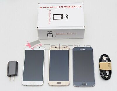 $ CDN125.87 • Buy Samsung Galaxy S6 G920T Unlocked T-Mobile GSM Android Smartphone 4G LTE 5.1