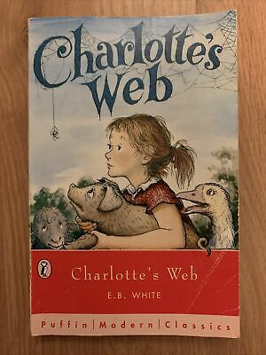 £3 • Buy Charlotte's Web By White, E.B. Published 1993