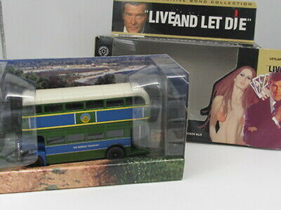 $ CDN52.67 • Buy Corgi James Bond 007_action_ Leyland R.t Double Decker Bus_live And Let Die