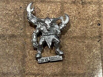 1992 Epic Chaos Keeper Of Secrets 1 Daemon Citadel Warhammer Army 6mm 40K Demon  • 7.80£