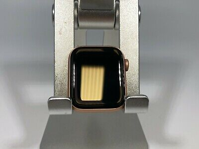 $ CDN331.12 • Buy Apple Watch Series 5 Cellular Gold Sport 40mm Excellent Condition - NO BAND
