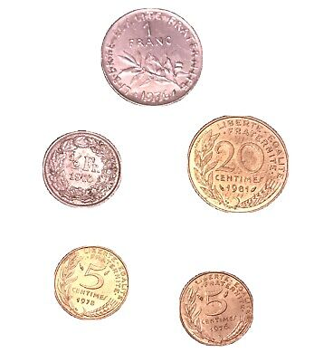 Old French Coins • 0.99£