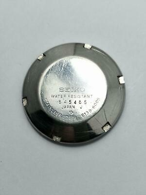$ CDN190.69 • Buy Genuine Case Back Cover Seiko Pogue 6139-6005 Water Resistant Year 1976 April