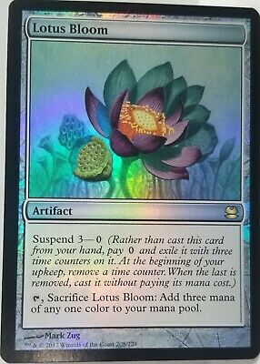 $ CDN13.89 • Buy Mtg, Lotus Bloom, Foil,  Modern Masters, Nm, Rare