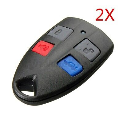 AU25.80 • Buy 2x4 Button Car Remote Key Fob Entry Fit For Ford Falcon Sedan Series 2 &  ~`