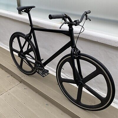 """SE BIKES """"P.K.RIPPER"""" Fixed With Freewheel 2010 Stealth Encore • 1,550£"""