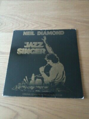 Neil Diamond, The Jazz Singer, Film Soundtrack, LP Record • 1.95£