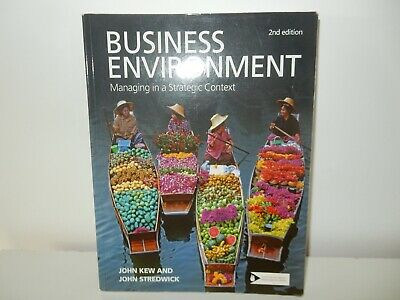 Business Environment Managing In A Stratigic Context • 25£