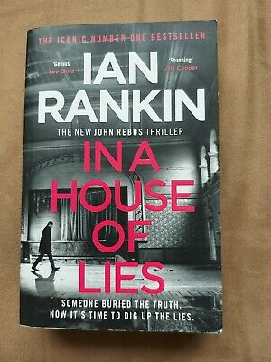 In A House Of Lies: The Brand New Rebus Thriller � The No.1 Bestseller, Rankin,  • 3£