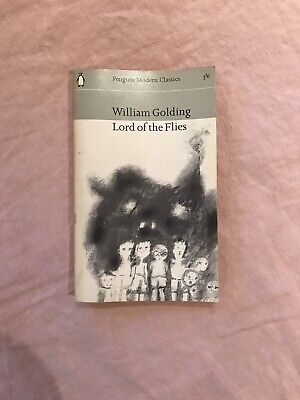 Lord Of The Flies William Golding • 3£