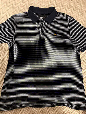 Lyle And Scott Polo - L • 5£