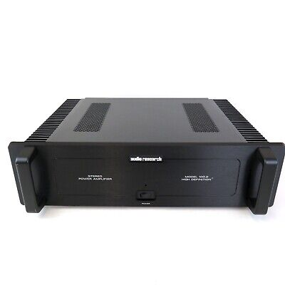 Audio Research 100.2 Stereo Power Amplifier (boxed)- Serviced 2020 - Ideal Audio • 1,500£