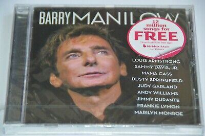 Barry Manilow My Dream Duets CD Album Brand New & Sealed • 0.99£