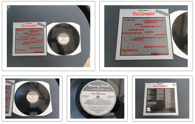 The Peel Sessions The Sampler Fall Damned Buzzcocks 1988 Uk 12  Vinyl Record Lp • 3.21£