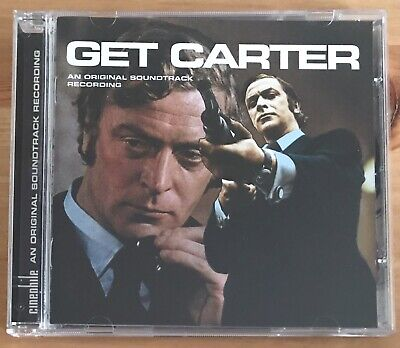 Roy Budd - Get Carter - Soundtrack - Cinephile - CIN CD 001 - 1998 - Like New • 4£