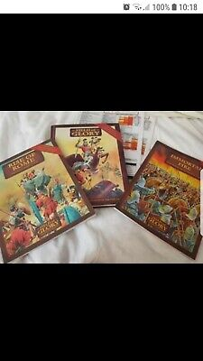 Field Of Glory Rulebooks And Carthaginian Army • 39.99£