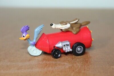 WARNER BROS ROAD RUNNER ROCKET - With Wile E. Coyote And Road Runner • 1.99£