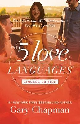 AU18.86 • Buy The 5 Love Languages By Gary D. Chapman (2017, Trade Paperback)